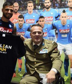 """Invictus Games: """"Invictus 2019 si facciano in Italia"""", auspica il ten col Paglia capitano Italian Team GSPD"""