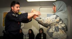 TAAC-W, Resolute Support: un corso di Female Body Searching per le poliziotte di Herat a cura dei Carabinieri