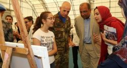 Sector West, UNIFIL: International Youth Day con i giovani libanesi nella base di Naqoura