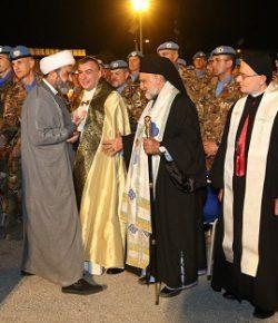 Sector West, UNIFIL: l'Assunzione della Madonna celebrata a Shama in sei lingue per cristiani e musulmani insieme