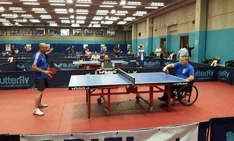 """Difesa e sport, al MNBG-W KFOR un torneo di tennistavolo da un'idea del ten col Paglia: """"lo sport porta la pace"""""""