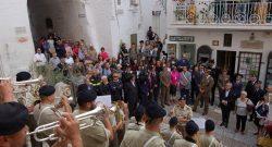 CME Puglia: la Grande Guerra va a Ostuni, mostra itinerante di SME inaugurata alla presenza degli studenti