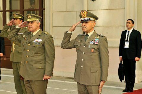Esercito: gemellaggio tra la Pinerolo e la spagnola Aragon I siglato dal Capo di SME gen Errico