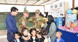 """TAAC-W, Herat: il CIMIC consegna gli aiuti di Ampio Raggio nel progetto """"Ponte della solidarietà Italia-Afghanistan"""""""