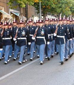 Scuola Sottufficiali: gli allievi del 18° corso Lealtà nominati Marescialli salutano Viterbo con una serie di eventi in città