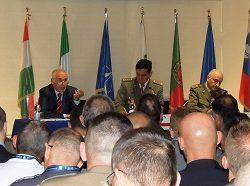 CIMIC: a Oderzo il 10° Forum sulla cooperazione civile-militare in operazioni Articolo 5