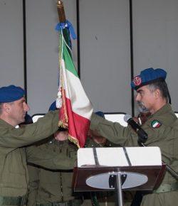 Esercito, AVES: cambio comando al 1° rgt Antares, il col Aruanno avvicenda il col Del Gaudio