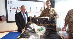 "MIBIL, Libano: visita del Ministro della Difesa libanese Sarraf, ""Italia garantisce incremento efficienza LAF"""