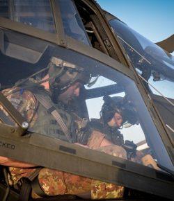 TAAC-W: raggiunte le 12mila ore di volo per i Mangusta da 10 anni in Afghanistan