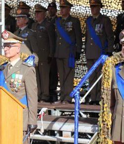 Esercito: cambio alla direzione del Polo Mantenimento Pesante Sud, via il gen S.Loria arriva il gen Barbera
