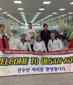 Para-Badminton, tre atleti italiani in Corea del Sud per i Mondiali: Ferrigno, Li Brizzi e il ten col Punzo del GSPD