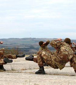 Scuola Sottufficiali: il XX corso Certezza in addestramento a Monte Romano