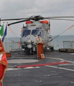 Op Atalanta: conclusi i 5 mesi di comando dell'Italia alla TF 465 nell'operazione antipirateria nel Corno d'Africa