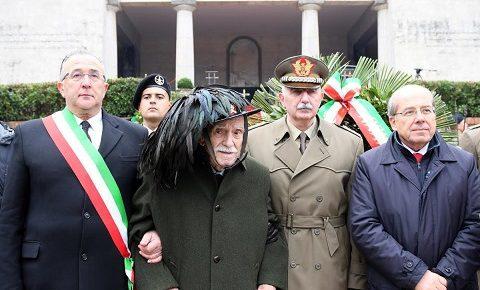 A Mignano Montelungo celebrato il 74° della battaglia che vide impegnato il 1° Raggruppamento Motorizzato dell'Esercito