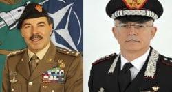 Nuove nomine CaSME e Carabinieri: il CaSMD gen Graziano si congratula con il gen Farina e con il gen Nistri