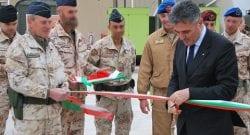 Prima Parthica, OIR: visita dell'ambasciatore d'Italia in Iraq a Mosul ed Erbil. Inaugurato APRON per AVES e Aeronautica