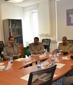 Il Comando TRAMAT visitato da una delegazione militare del Kuwait nell'ambito del Piano di cooperazione della Difesa