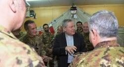 Resolute Support: l'Ordinario Militare mons Marcianò a Kabul e a Herat con i militari italiani