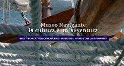 Il Museo Navigante sta per salpare con la goletta Oloferne: conferenza stampa di presentazione lunedì 8 gennaio