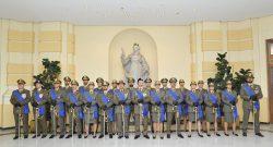 Scuola di Applicazione: cerimonia di giuramento per i 18 ufficiali del 29° corso Riserva Selezionata