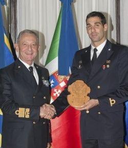 Marina, COMSUBIN: la seconda migliore prestazione JDO nella storia della US Navy è del guardiamarina italiano Lo Schiavo