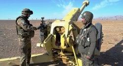 TAAC-W, RS: sono 20 i nuovi artiglieri dell'ANA abilitati a Herat con addestramento al tiro di artiglieria