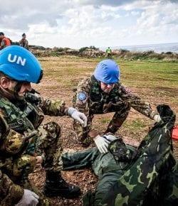 Sector West, UNIFIL: Combinex 2018 per testare le capacità di risposta alle crisi