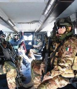 TAAC-W, Resolute Support: disarticolate cellule terroristiche grazie alla consulenza degli istruttori militari italiani