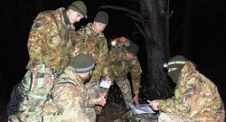 Scuola Sottufficiali Esercito: il XIX Saldezza alle prese con orienteering e topografia sui Monti Cimini