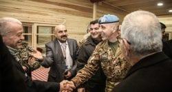 Sector West, UNIFIL: più di 50 sindaci libanesi si riuniscono nella base di Shama, il gen Sganga sottolinea l'importanza del dialogo