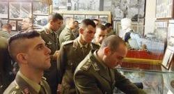 Scuola Sottufficiali: il XIX Saldezza ad Anzio e Nettuno per il 74° anniversario dell'Operazione Shingle
