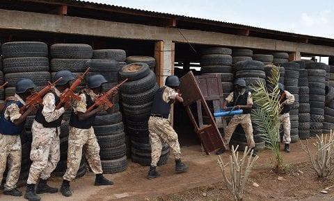 MIADIT, Somalia: concluso l'ottavo ciclo condotto dai Carabinieri a favore delle forze di polizia somale e gibutiane