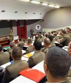 Scuola Sottufficiali Esercito: iniziato il Corso di Branca per 120 marescialli della specializzazione Comando