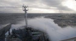La Marina di nuovo in Artico: nave Alliance con il NATO CMRE al Polo Nord per studiare le correnti marine