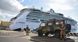 Strade Sicure: salvato dai militari del Raggruppamento Campania turista colto da grave malore al Porto di Napoli