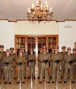 Scuola Sottufficiali Esercito: giurano 20 marescialli a nomina diretta con specializzazione Sanità
