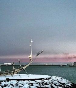 Marina: nave Alliance verso il Circolo Polare Artico nell'ambito del programma Iceland-Greenland Seas Project