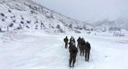 Scuola Sottufficiali Esercito: sci alpinismo e biathlon militare per gli allievi marescialli del XIX corso Saldezza e del XX Certezza