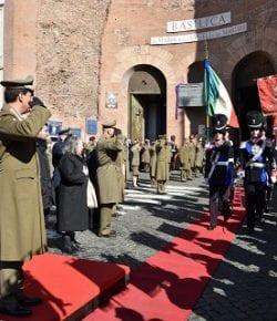 Granatieri di Sardegna: 242° anniversario in suffragio del Duca di San Pietro
