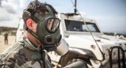 Sector West, UNIFIL: concluso il corso CBRN del 7° rgt Difesa NBC a favore delle LAF