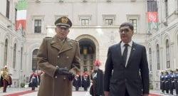 """Difesa, il MinDif afgano gen Bahramee al CaSMD gen Graziano: """"attività dei militari italiani un modello da seguire in tutto l'Afghanistan"""""""