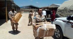 EUTM Somalia: donati farmaci all'ospedale per madri e bambini di Mogadiscio