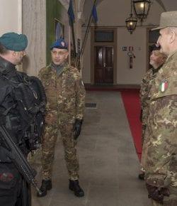 Esercito: in prossimità dell'avvicendamento il CaSME gen Errico visita COMFOPNORD, COMALP e COMFOTER SPT
