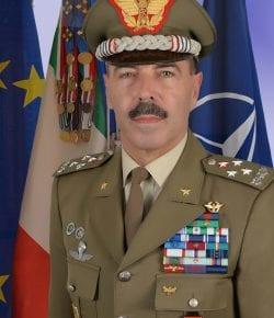 """Il gen Farina nuovo Capo di SME: """"Sarò sempre tra voi"""", ha affermato rivolgendosi agli uomini e alle donne dell'Esercito"""