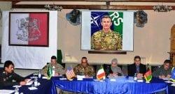 TAAC-W, Resolute Support: il gen Nicholson dà avvio al simposio sulla corruzione a Herat