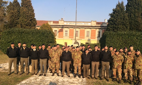 COMLOG: l'8° seminario sulle procedure infologistiche dei rifornimenti alla 132^ brigata Ariete, a Pordenone