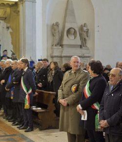 COMFOTER SPT: Precetto Pasquale Militare Interforze per il personale delle Forze Armate, delle Forze dell'Ordine e dei Corpi Armati dello Stato di Verona