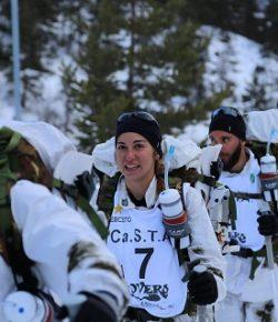 CaSTA 2018: Tridentina ancora podio con il biathlon; prima vittoria per il 4° ALPIPAR e plotoni in movimento di altri 20 chilometri