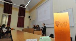 Scuola di Applicazione: un migliaio di studenti alla presentazione a Palazzo Arsenale della laurea in Scienze Strategiche