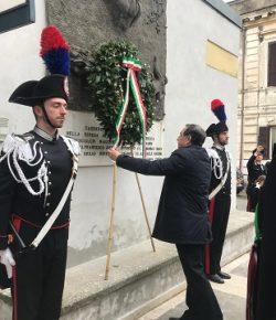 Aldo Moro: il SSSD on Rossi ha reso omaggio allo statista e ai membri della scorta